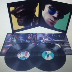 Gorillaz humanz 2017  album Vinyl 2LP